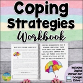 Coping Strategies Workbook and Lessons - Distance Learning