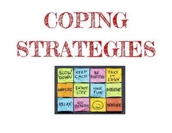 Coping Strategies Poster