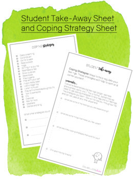 Coping Strategies Questions