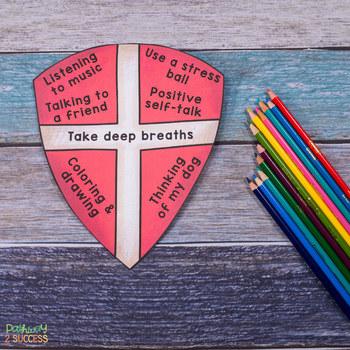 Coping Strategies Shield