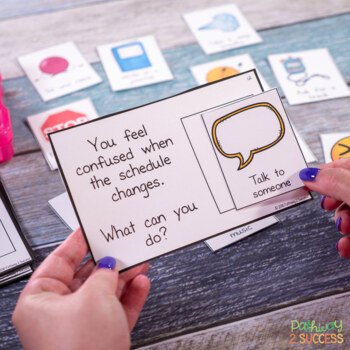 Coping Strategies Task Boxes