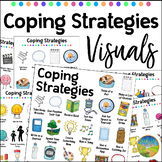Coping Strategies Visual Posters