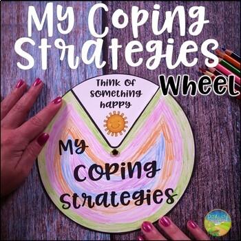Coping Strategies Wheel