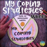 Coping Strategies Wheel