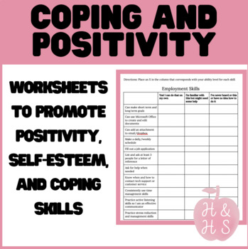 Coping Strategies and Positivity for Secondary Students