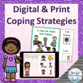 Coping Strategies for Self-Regulation Interactive Book and