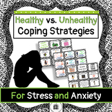 Coping Strategies for Stress and Anxiety