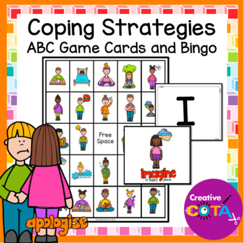 Self Regulation Coping Strategy Activities and ABC Games