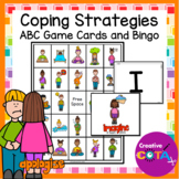 Self Regulation Coping Strategy Bingo and ABC Games