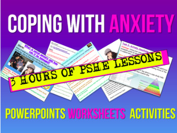Coping With Anxiety - Mental Health Bundle