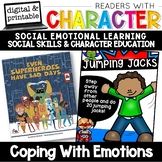 Coping With Emotions - Character Education | Social Emotional Learning SEL