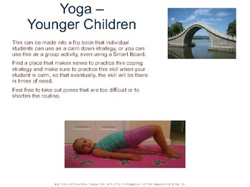 Deep Breathing and Yoga for Younger Children (Coping and Self-Management)