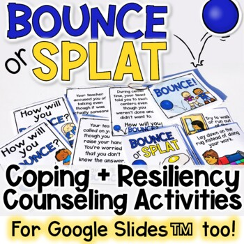 Resiliency Activities for Coping and Self-Regulation