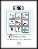Coping skill Bingo