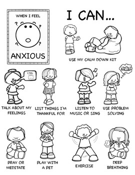 Coping with Anxious Feelings