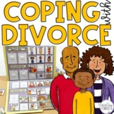 Coping with DIVORCE Interactive Lap Book!