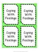 Coping with Feelings Counseling Card Game