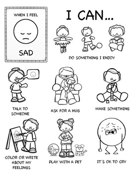 Coping with Sad Feelings