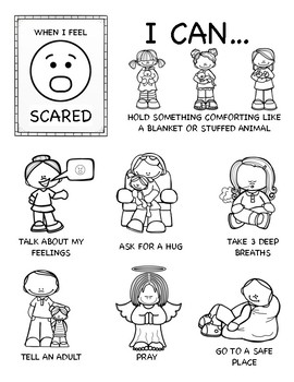 Coping with Scared Feelings