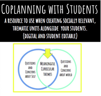 Coplanning with Students