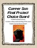 Copper Sun Final Project