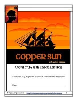 Copper Sun Literature Unit