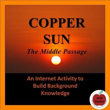 Copper Sun - The Middle Passage
