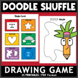 Doodle Shuffle Interactive Drawing Game