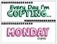 Copy Bin Labels
