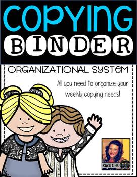 Copy Binder