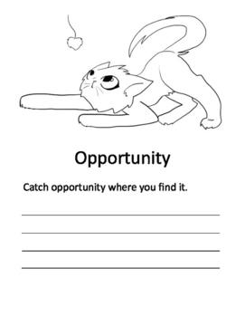 Copy Cats Copy Book