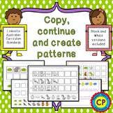 Copy, Continue and Create Picture Patterns