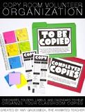Copy Volunteer Organization