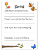 Copy Work, Seasons