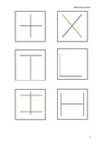 Copy me pre-handwriting and perceptual skills cards.