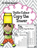 Copy the Tower. Patterns. Linking Cubes. Interlocking Coun