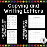 Copying and Writing Letters