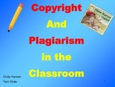 Copyright Basics Slide Show for Elementary