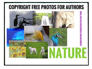 Copyright Free Photographs for Authors. Nature 3