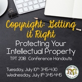 Copyright, Getting it Right