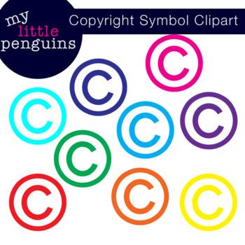 Copyright Symbol Clipart (clip art png format)