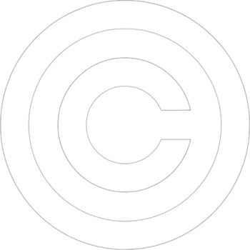 Copyright Watermark for TpT Products