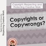 Copyrights or Copywrongs?