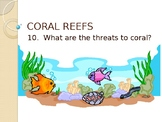 Coral Presentations - (Lesson 10 of 10 Coral Reef Unit)