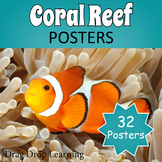 Coral Reef Posters