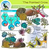Coral Reef Clip Art - Sea Life