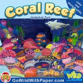 Coral Reef Activity | Great Barrier Reef Diorama Project | Biome