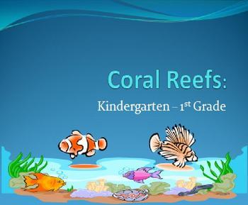Coral Reef (Kindergarten - 1st Grade)