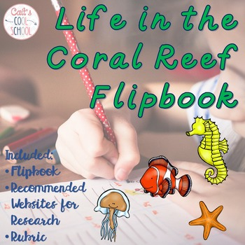 Coral Reef Research Flipbook