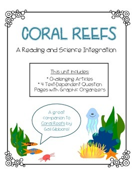 Coral Reefs: Close Read